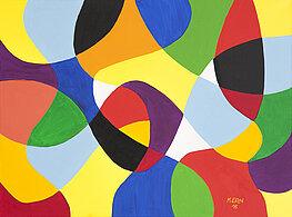 Elipso 4 – 布面油画, 80 x 60 cm